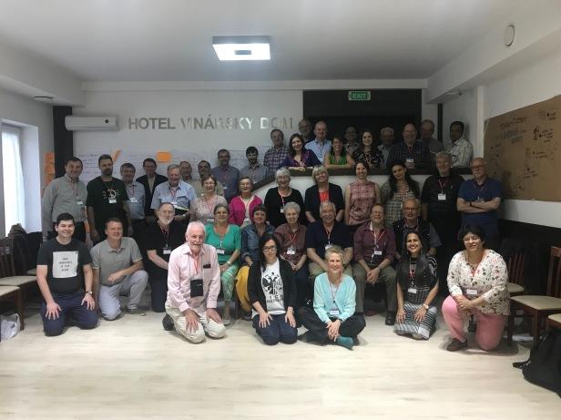 ICRN 2018 conference Bratislava